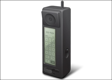 IBM Simon ������ �������� � ����