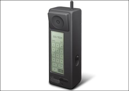 IBM Simon первый смартфон в мире